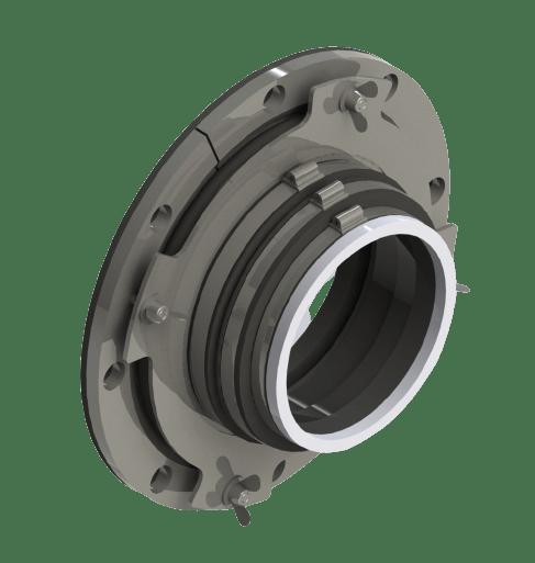 Tauchrollen und Umlenkrollen sind Maschinenbestandteile, die in Anlagen der Stahlindustrie zum Einsatz kommen. Diese werden im Bereich der Veredelung von Blechbahnen eingesetzt: